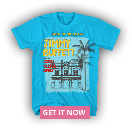 Jimmy Buffett Tour Merch